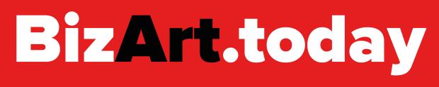BizArt.today Logo Line